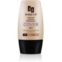 AA MAKE UP COVER 16H - 105 SAND 30 ML