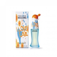 MOSCHINO I LOVE LOVE EDT 50 ML