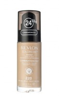 REVLON COLORSTAY COMBINATION/ OILY SKIN Z POMPKĄ 30 ML - NR 220 NATURAL BEIGE