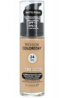 REVLON COLORSTAY COMBINATION/ OILY SKIN Z POMPKĄ 30 ML - NR 180 SAND BEIGE
