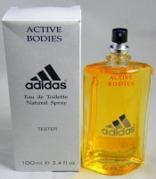 ADIDAS ACTIVE BODIES EDT CONCENTRATE NATURAL SPRAY 100 ML TESTER