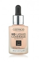 CATRICE PODKŁAD HD LIQUID COVERAGE NR.020 30ML