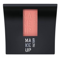 MAKEUP FACTORY MAT BLUSHER RÓŻ DO POLICZKÓW 6 G NR 14 APRICOT ROSE