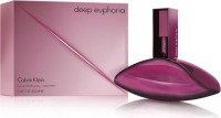 CALVIN KLEIN DEEP EUPHORIA WOMEN EDT 100 ML