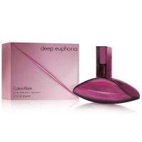 CALVIN KLEIN DEEP EUPHORIA WOMEN EDT 50 ML