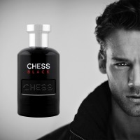 PARIS BLEU CHESS BLACK POUR HOMME EDT 100 ML