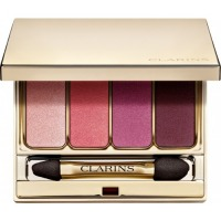 CLARINS PALETA CIENI 4-COLOUR 6,9 G - NR 07 LOVELY ROSE